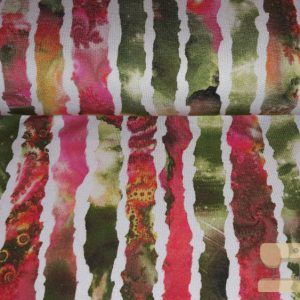French Terry viscose digitale print