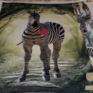 Panel zebra Qjutie Kids