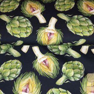 Digitale tricot Stenzo artisjokken