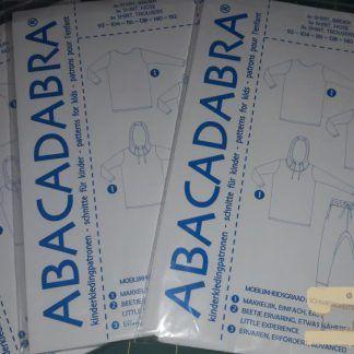 Abacadabra patroon 180