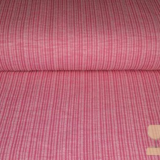 Knitted relief roze