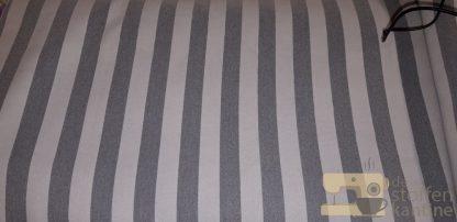 Bengaline streep grijs
