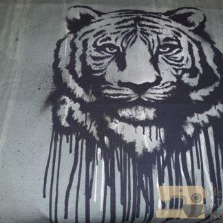 Wild tiger by Thorsten Berger panel