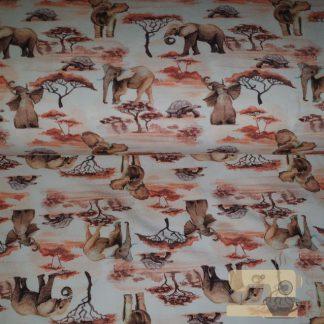 Digitale tricot olifantjes